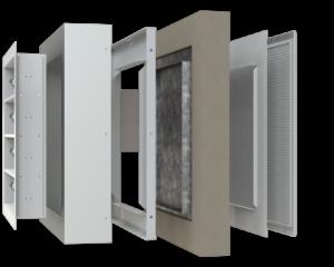 Installation of APSX Air Pressure Stabiliser
